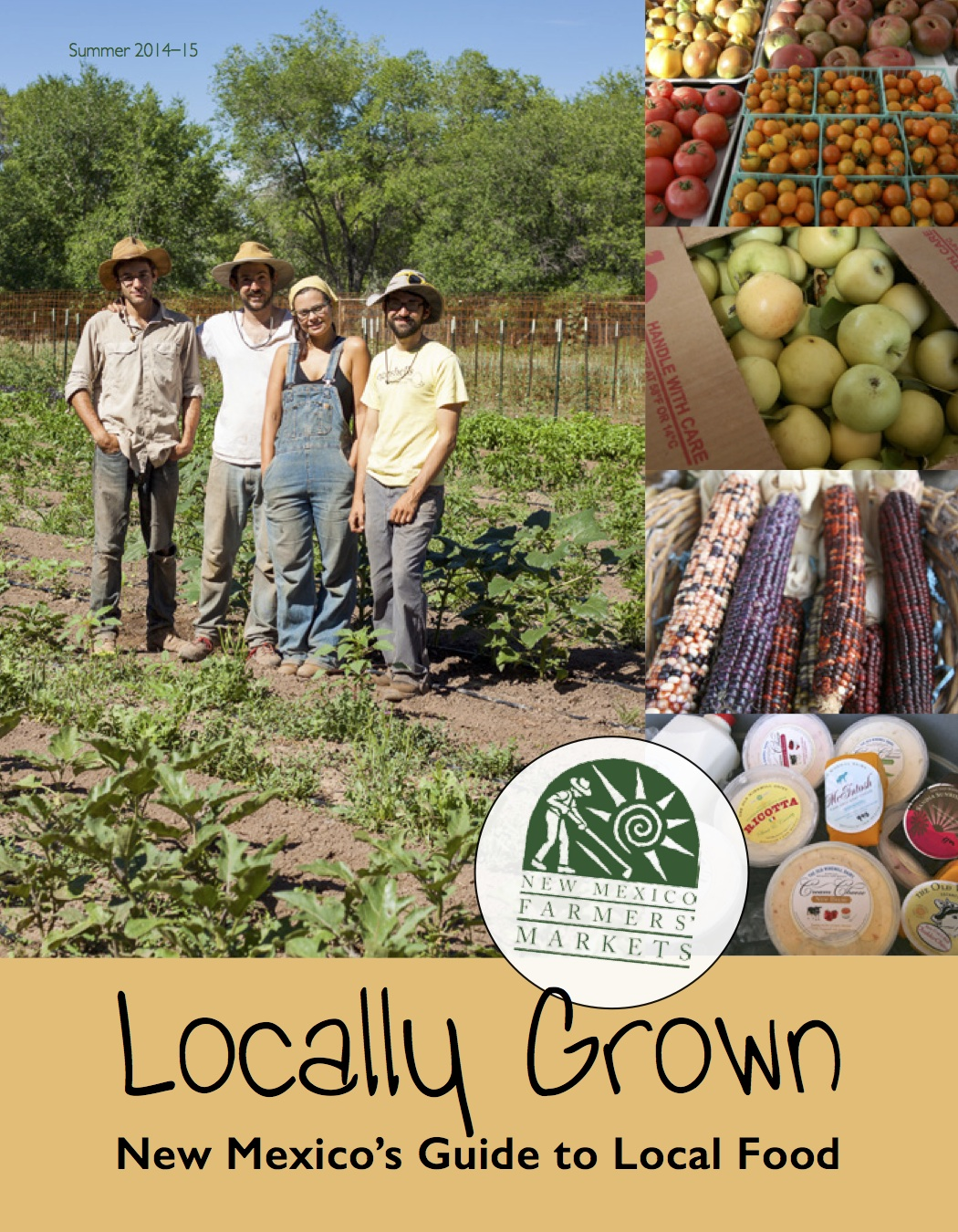 LOCALLY GROWN Food Guide Released